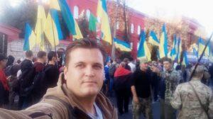 Микола Сурженко Суми Київ марш Ні Капітуляції